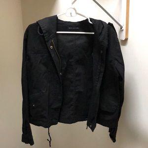 Brandy Melville Black Hailey Jacket